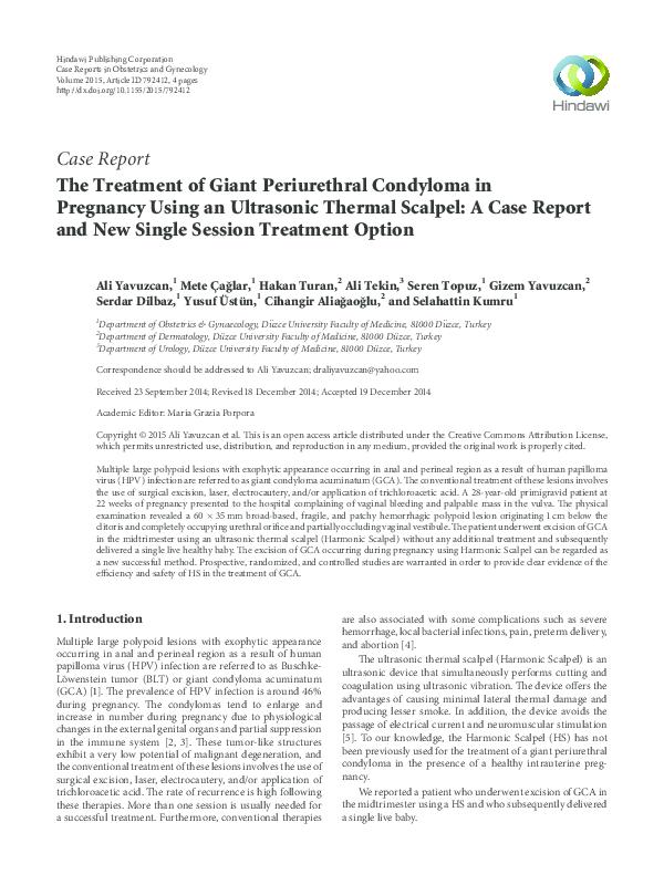 condyloma acuminata treatment guideline toxiner i mat