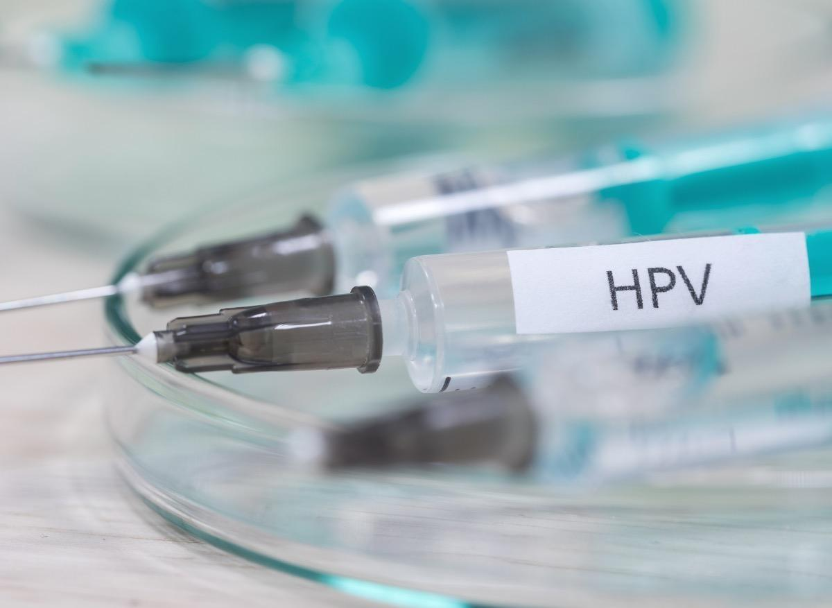 vaccin hpv pour homme