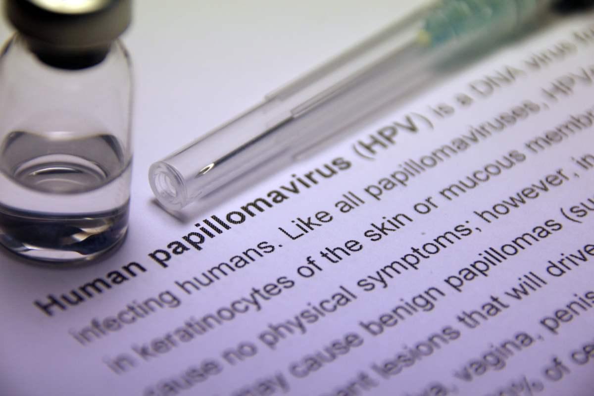 infezione da papilloma virus come si contrae