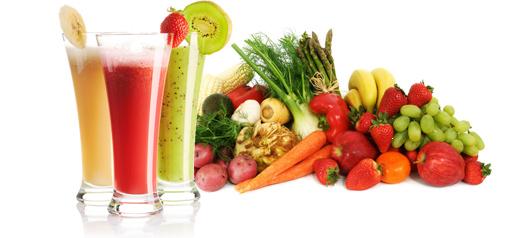 Detoxifiere cu sucuri și supe timp de o săptămână — Doza de Sănătate