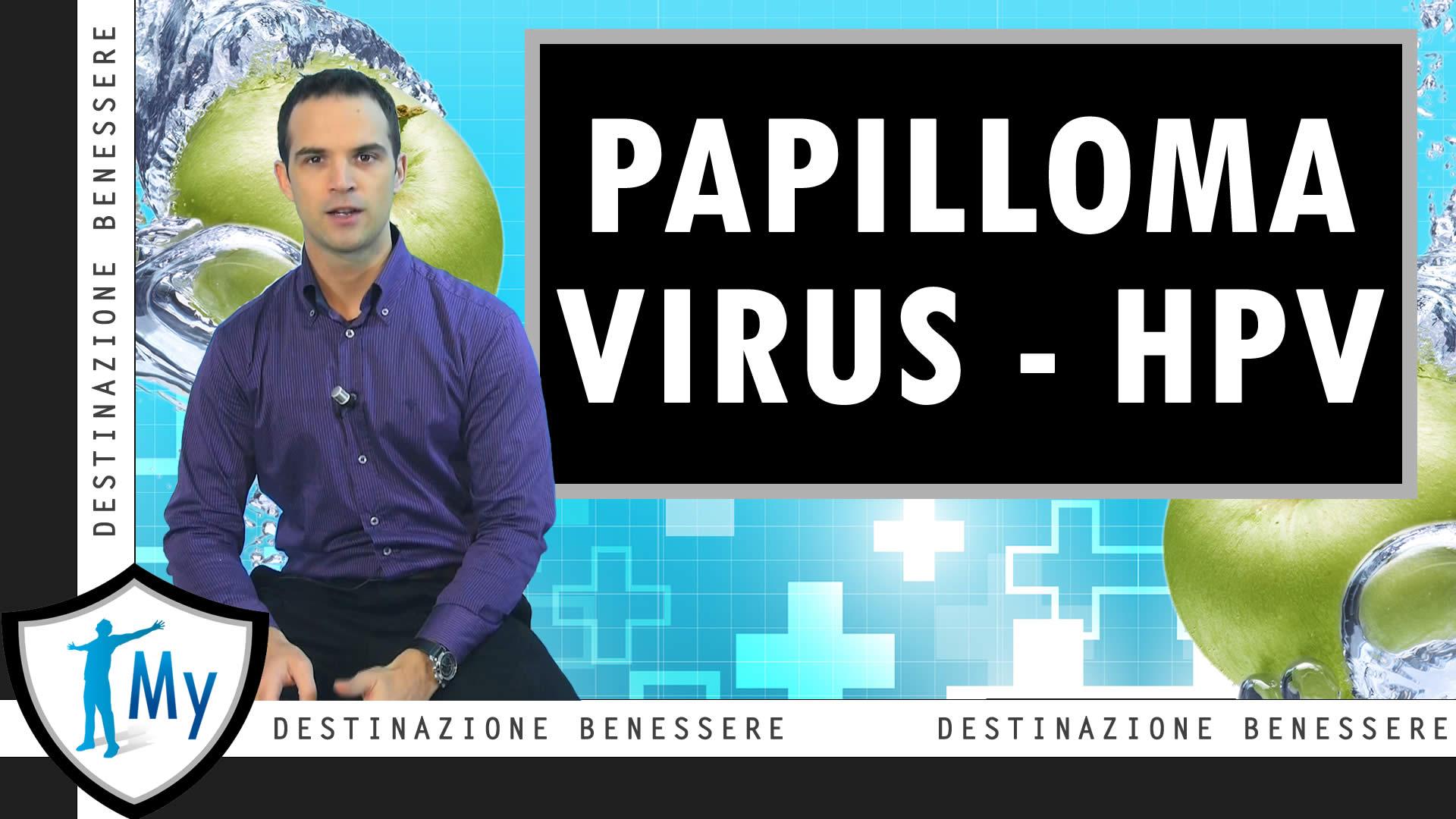 human papillomavirus infection que es