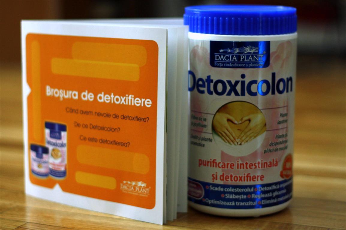 detoxifierea colonului pareri