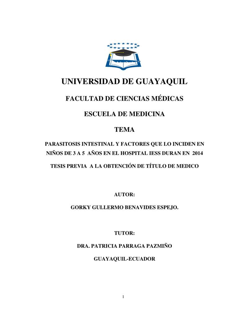 oxiuros tratamiento uruguay