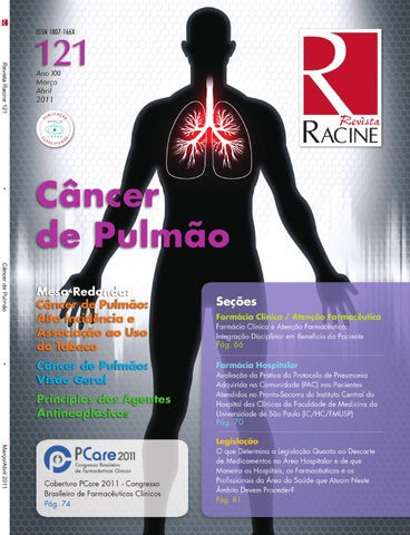 cancer pulmonar agente causal respiratory papillomatosis cdc