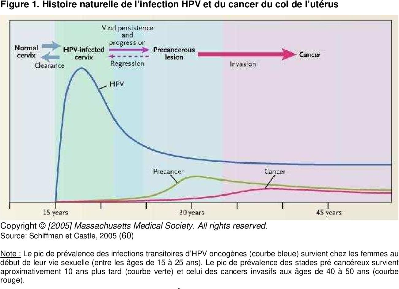 hpv cancer du col de luterus