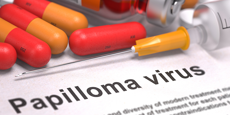 medicine per papilloma virus