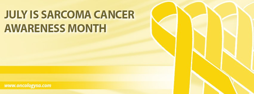 sarcoma cancer awareness month