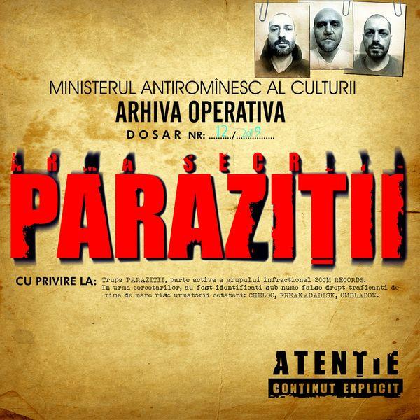 Album Parazitii Iarta-ma