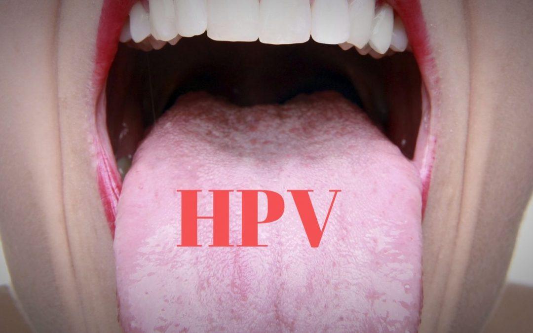 papilloma virus della bocca