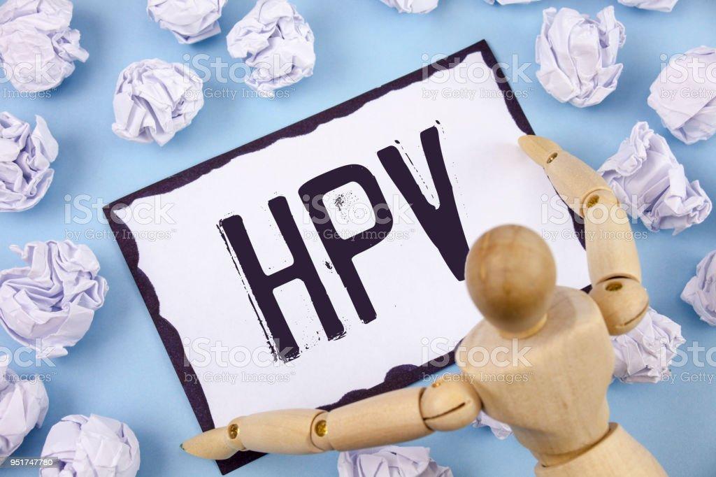 papillomavirus infection meaning