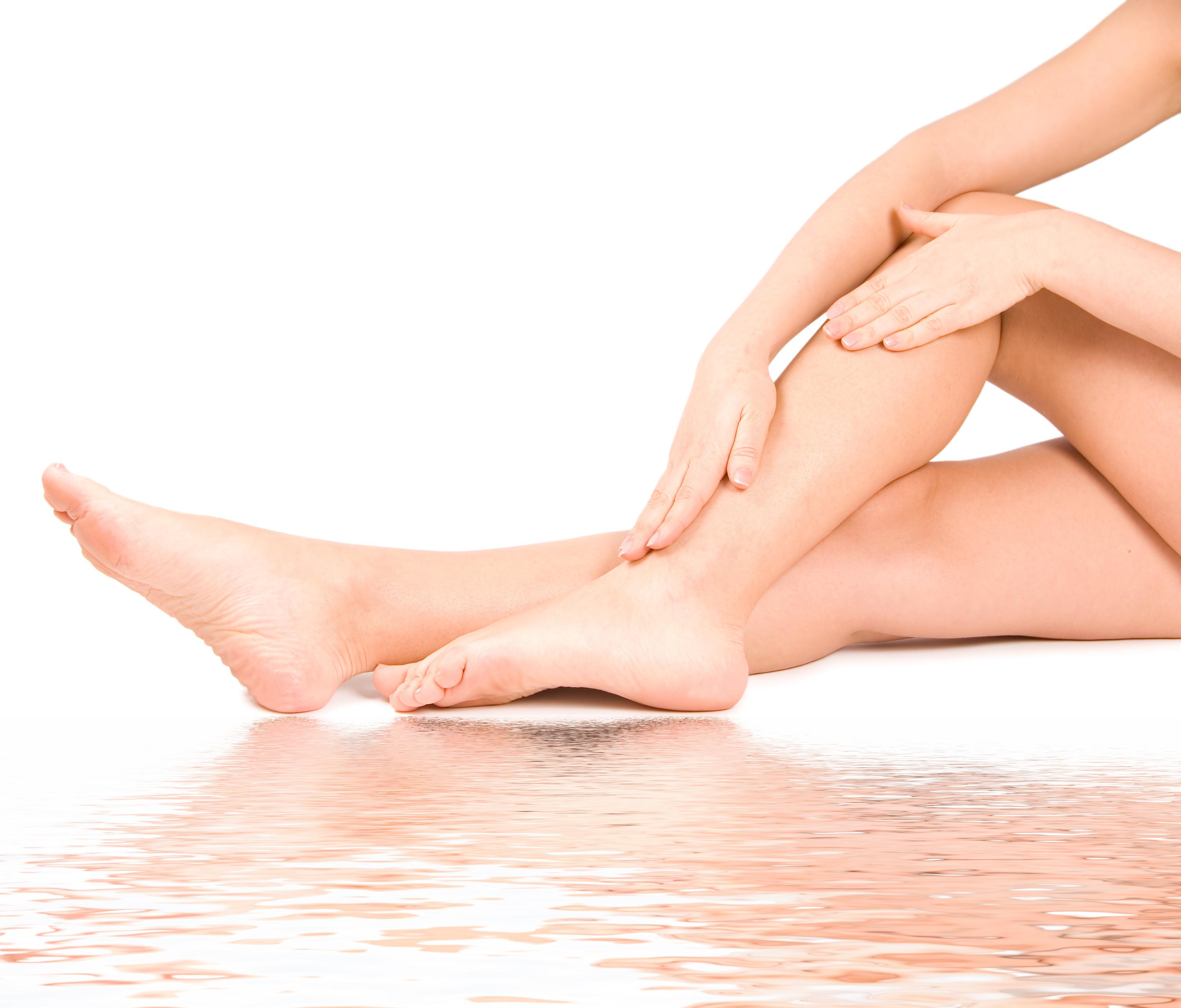 anemie jambes lourdes