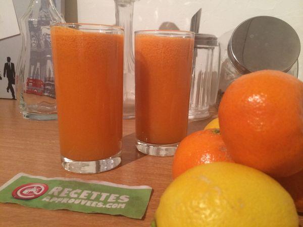 jus fruit detoxifiant