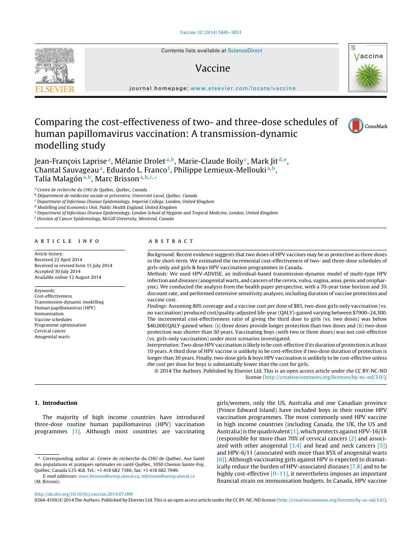 papillomavirus vaccin polemique