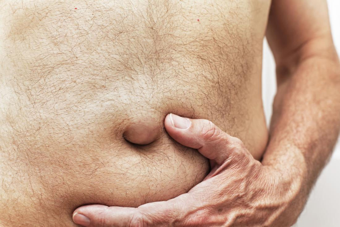 cancer abdominal swelling
