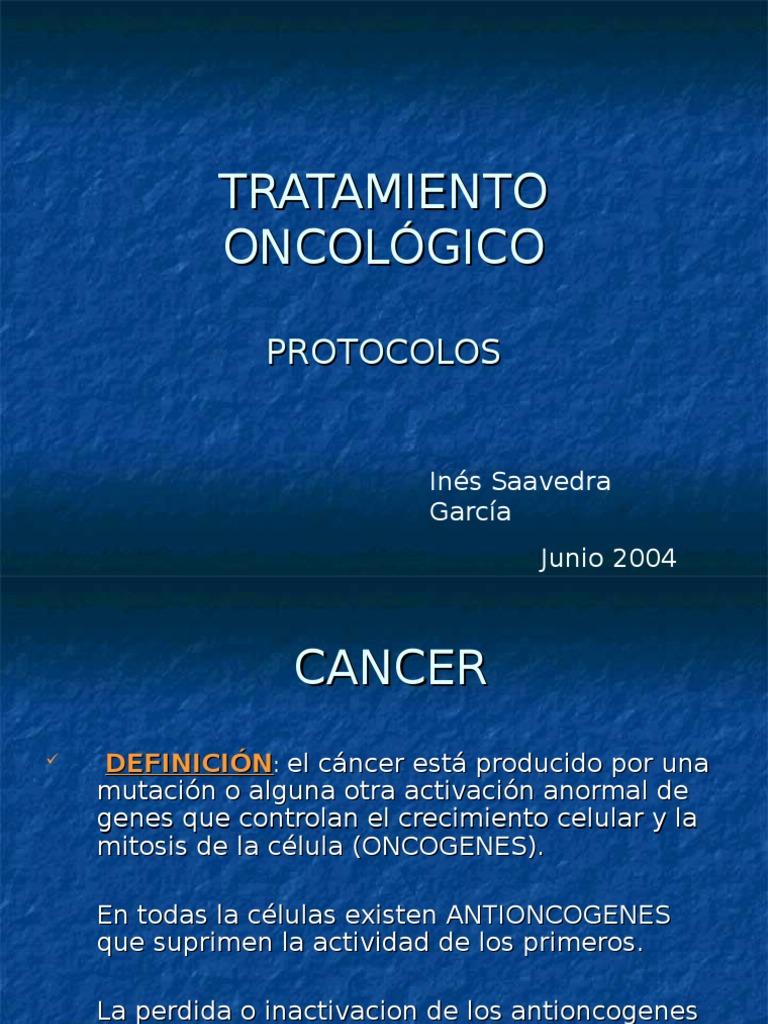 cancer de prostata diapositivas