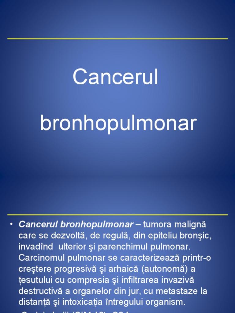cancer pulmonar cu celule non small hpv and cervical cancer treatment