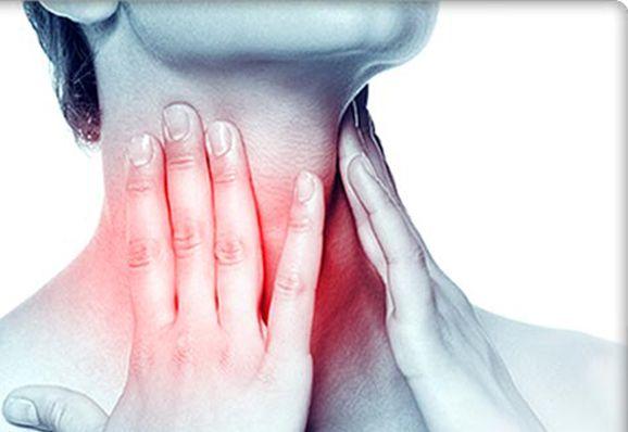 cancerul de tiroida doare