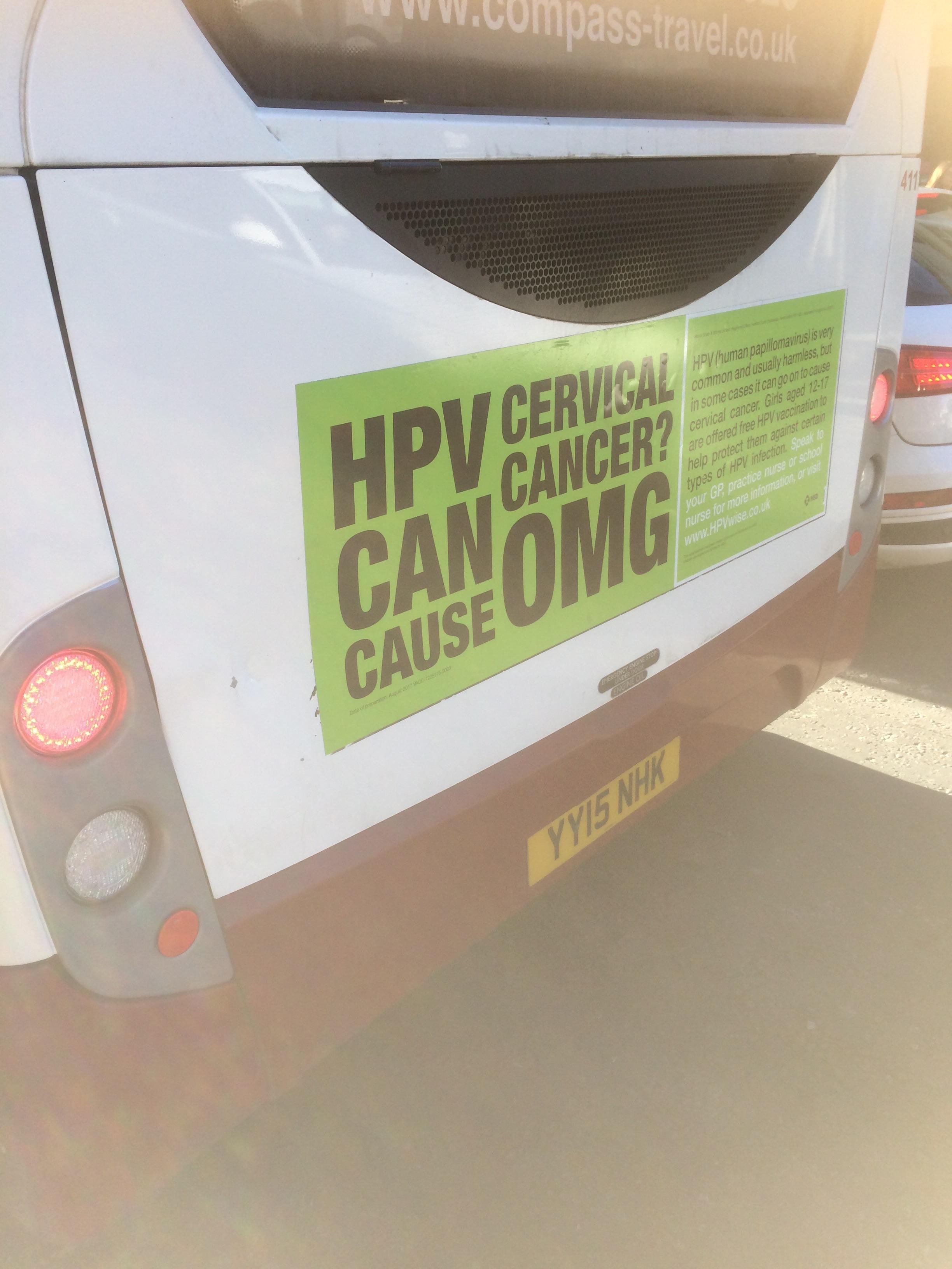 cervical cancer reddit papilloma virus lieve