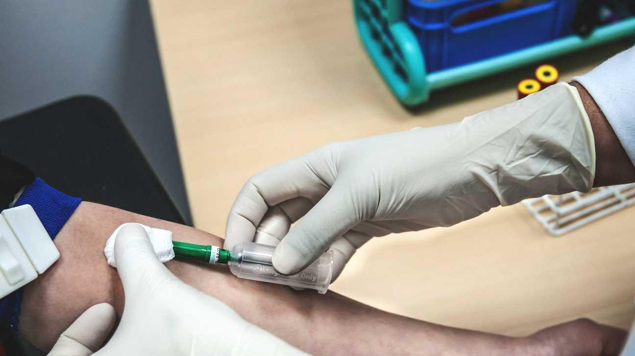 renal cancer blood test