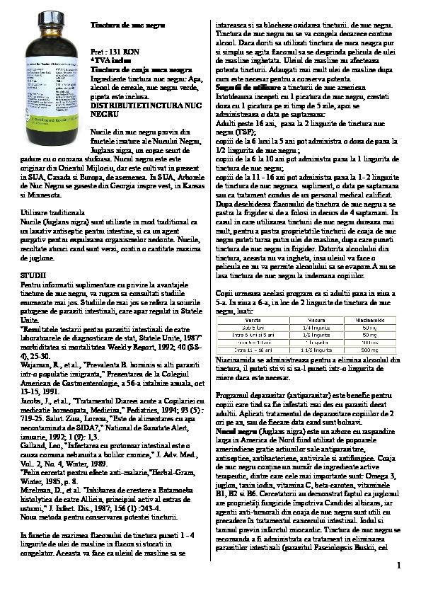 cura de detoxifiere 4 zile