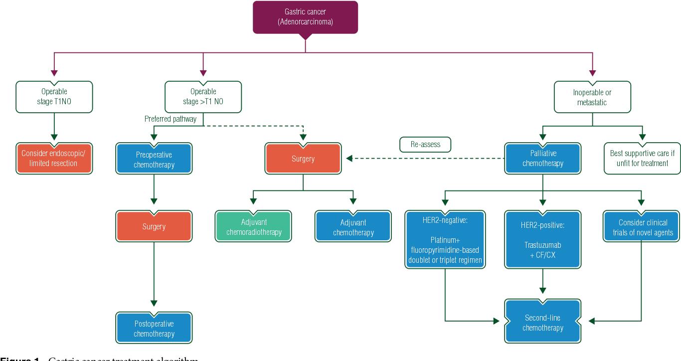 gastric cancer guideline