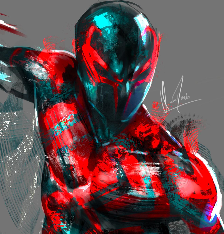 spiderman toxine sarcoma cancer in hand