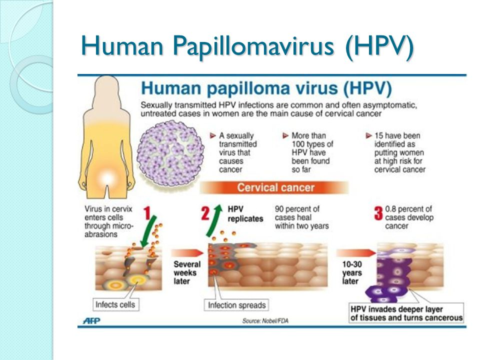 hpv can cause what cancer