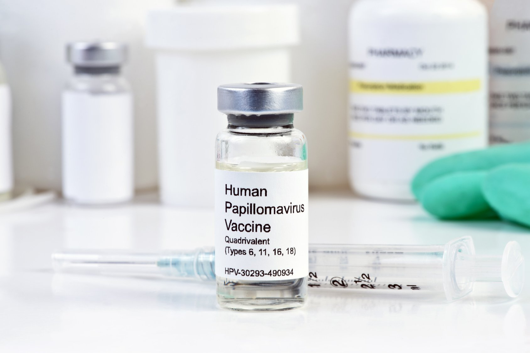 in human papillomavirus vaccination can hpv cause lymphoma cancer