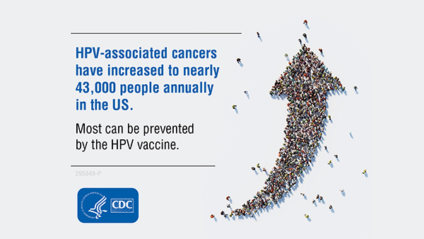 hpv vaccine cancer increase papilloma virus malattia venerea