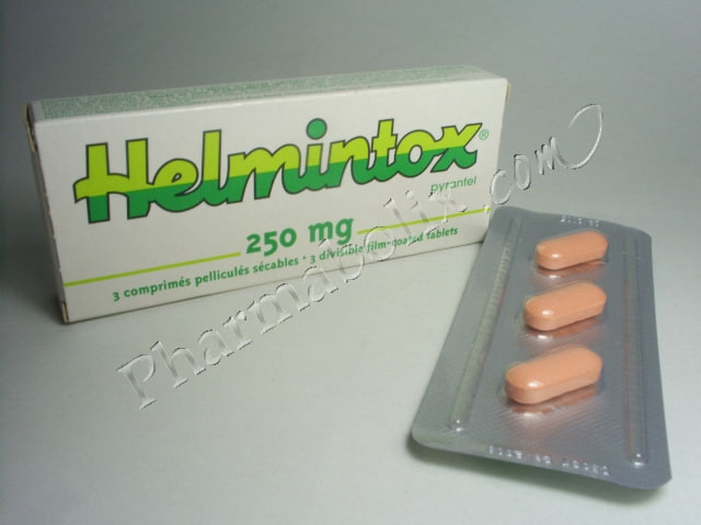 helmintox cp 250