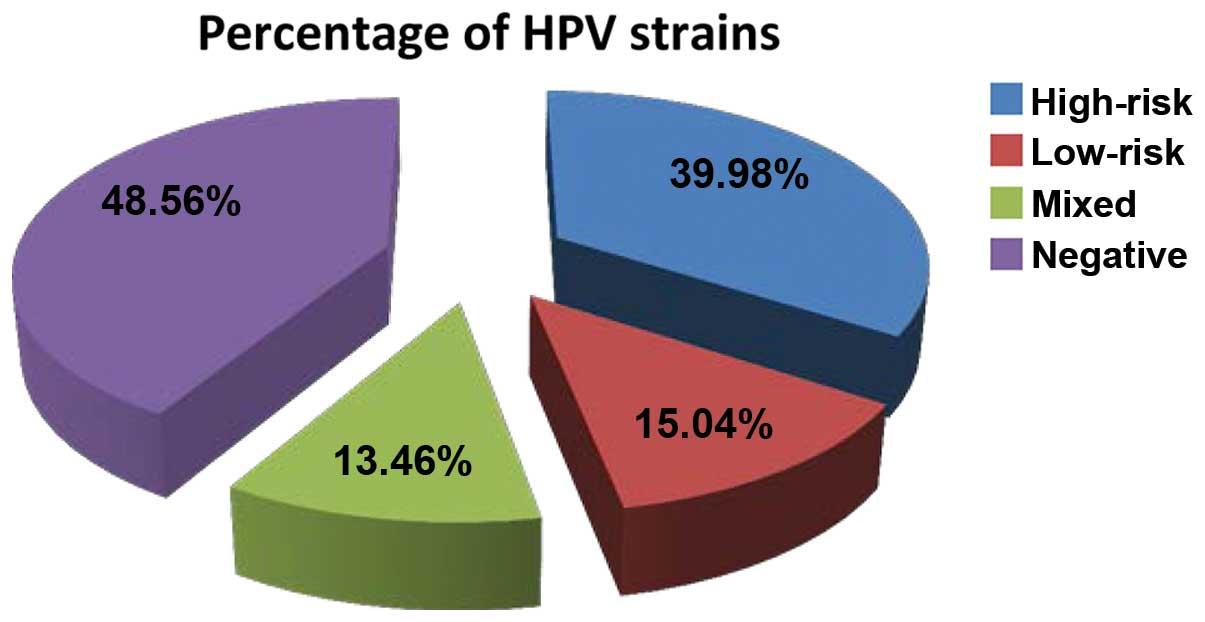 high risk hpv strains