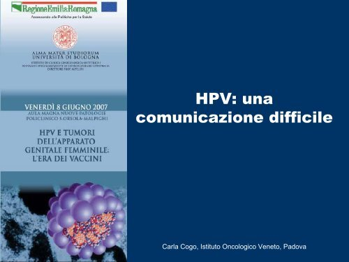 hpv vaccino padova laringe cancer staging