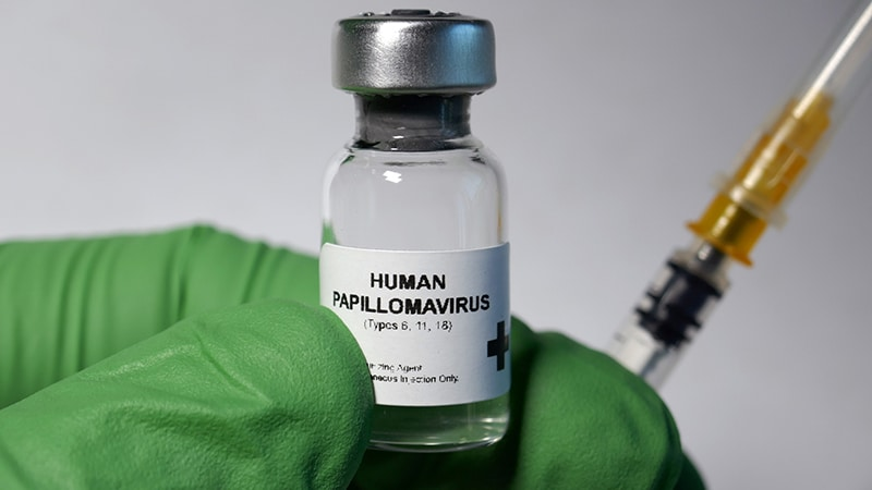 human papillomavirus (hpv) vaccine is recommended for all of the following except hpv and cancer rates