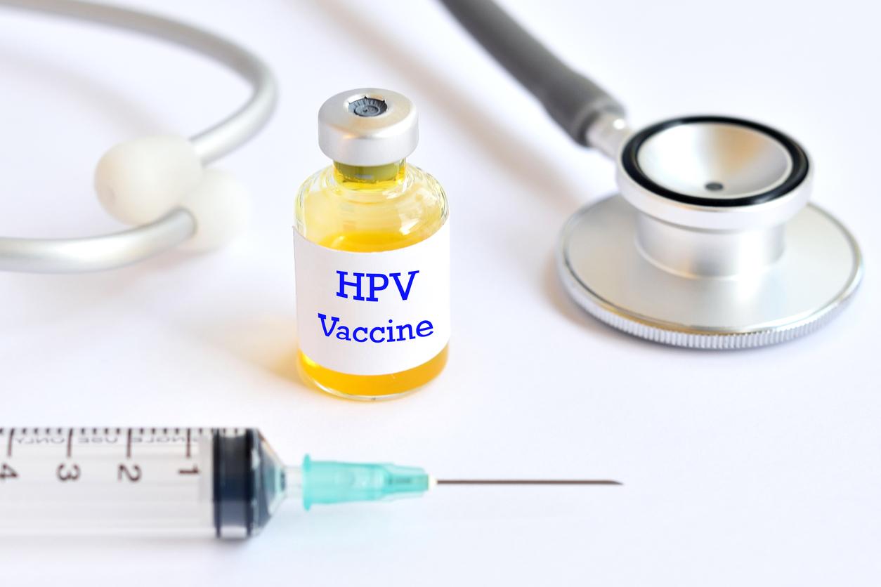 papillomavirus vaccine infection
