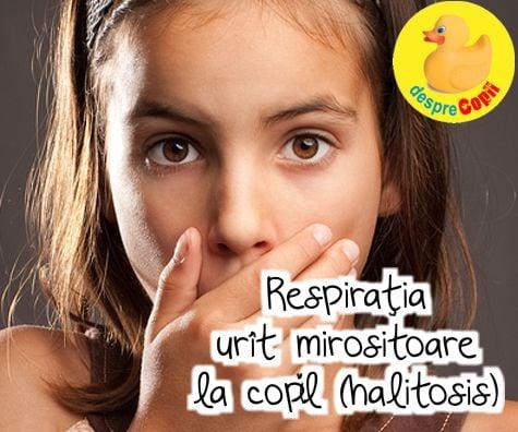 respiratie urat mirositoare copii 2 ani como detectar virus papiloma humano en mujeres