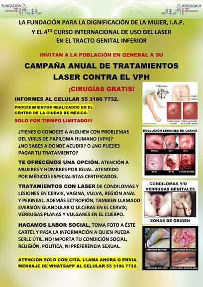 papilloma virus causa aborto