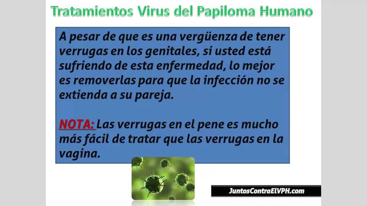 virus papiloma humano en hombres tratamiento