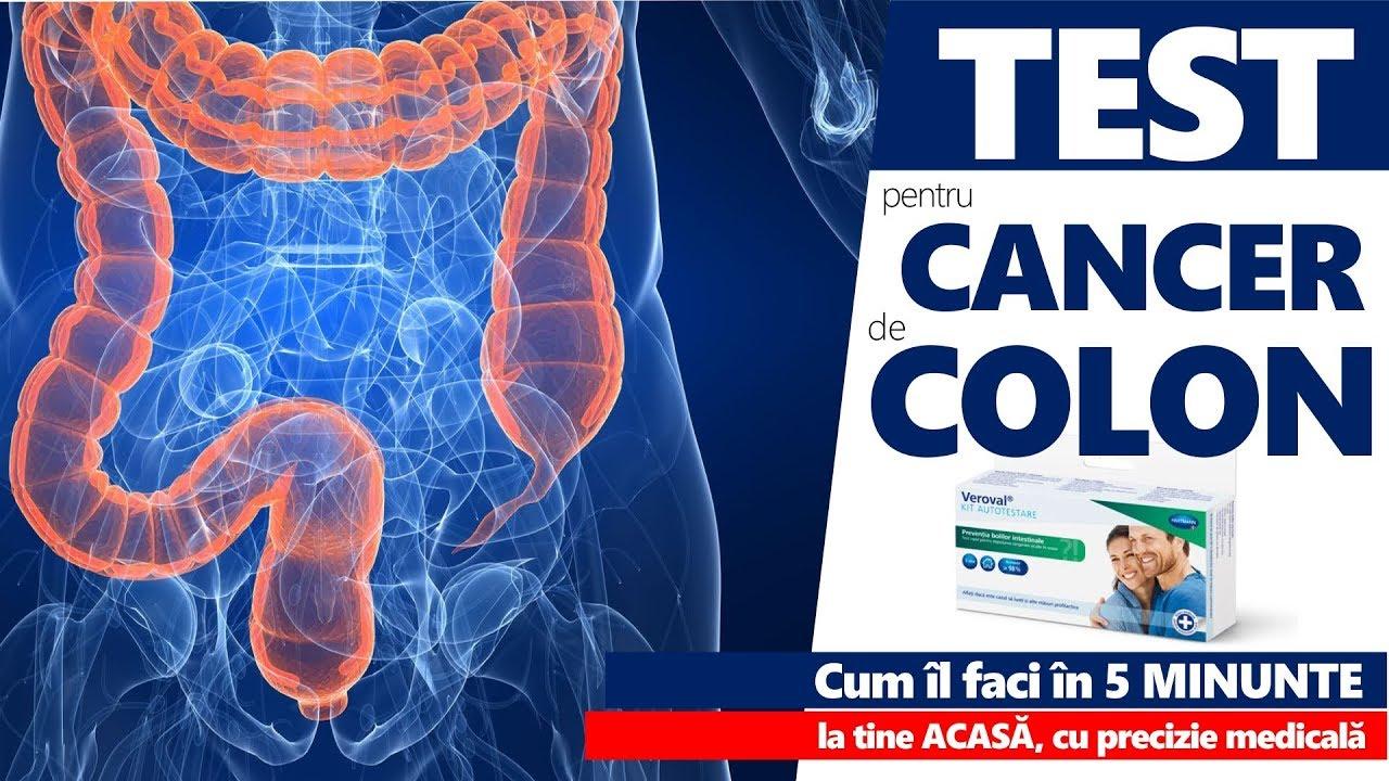 cancer de colon simptome incipiente