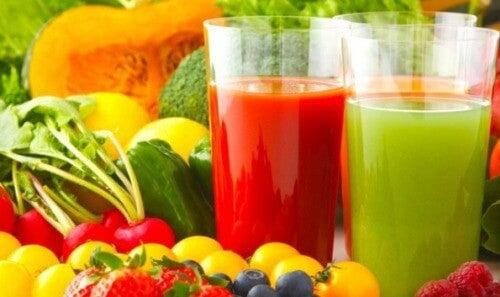detoxifierea ficatului cu fructe hpv virus frau positiv