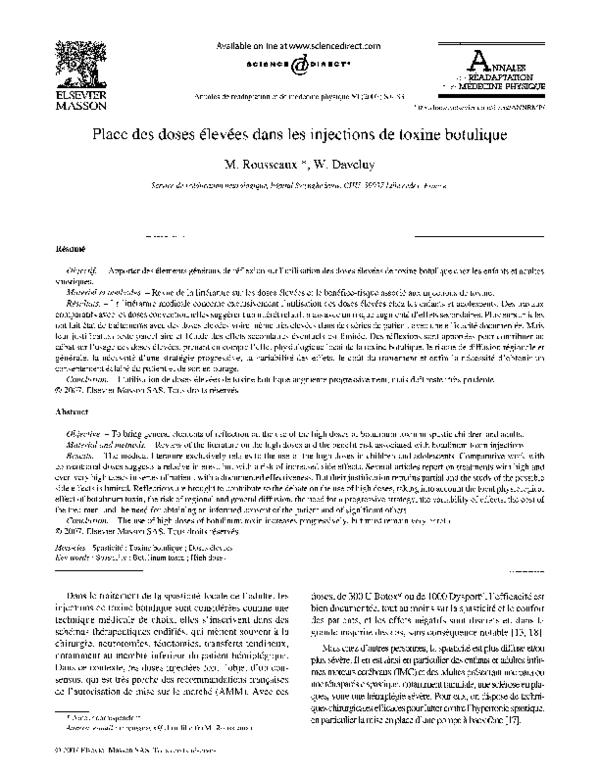 toxine botulique 2007 carturesti parazitii
