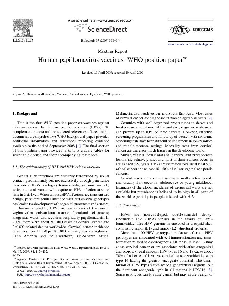 human papillomavirus vaccines who position paper may 2019 wart on foot for 3 years
