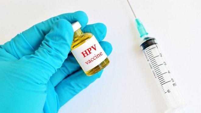 human papillomavirus vaccine drug inverted papilloma types