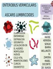 enterobius vermicularis generalidades hpv mouth cancer symptoms