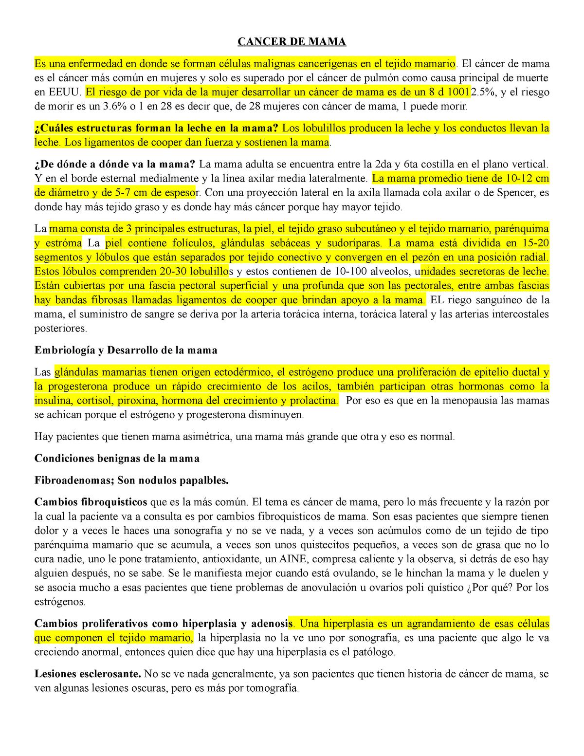 papiloma intraductal como se contagia