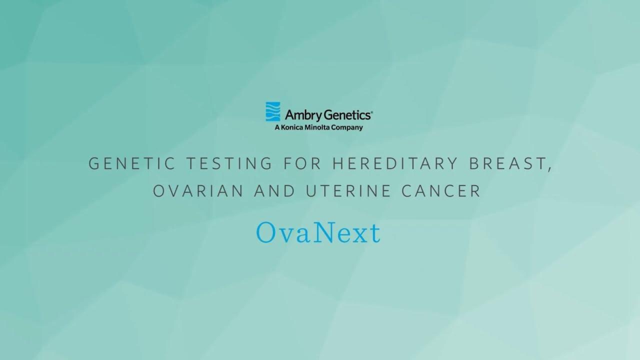 uterine cancer genetic testing