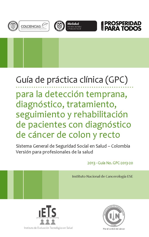 cancer intestinal gpc viermisori la adulti