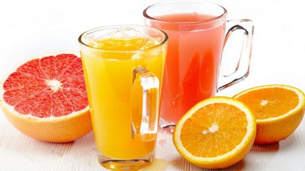 detoxifiere cu suc de citrice
