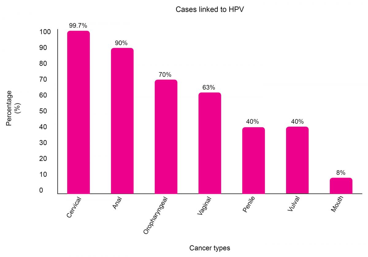 high risk hpv cervical cancer