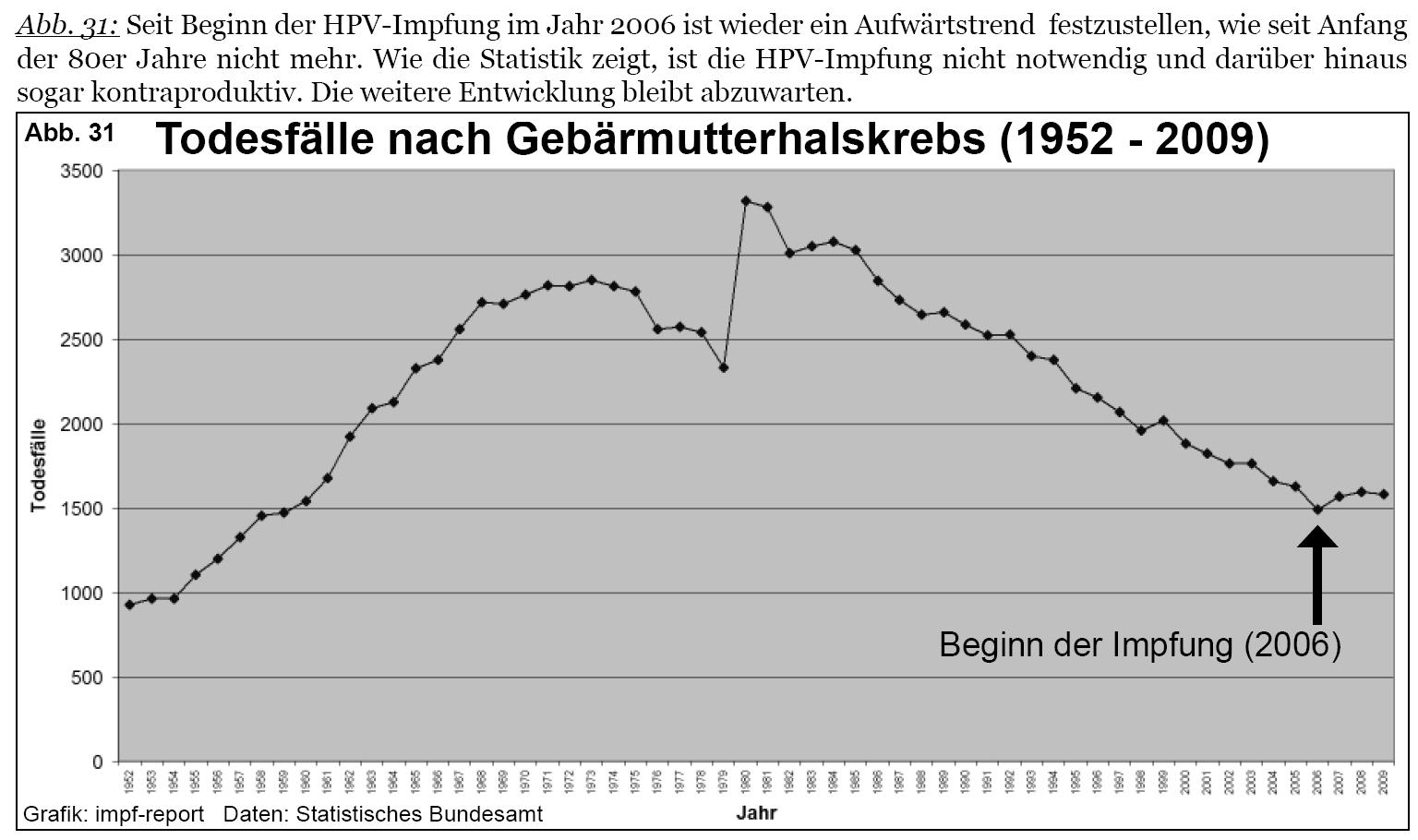 hpv impfung jungen kritik