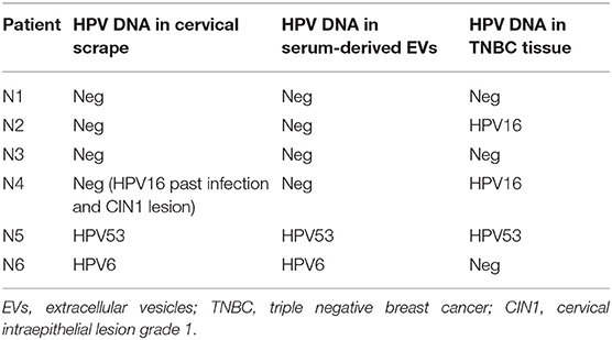 hpv associated with breast cancer